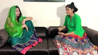 [Maithili Comedy] Rajni Pallavi Maithili Kaki Ke Sang - Part 1