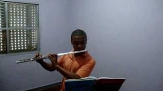 Joachim  Andersen  Flute Studies Op. 15 #13
