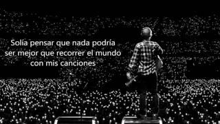 Ed Sheeran - Eraser [Traducida al español]