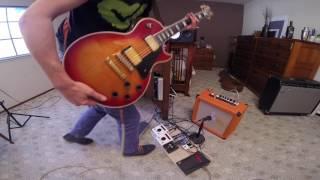 Steve Miller Threshold Cover Using a Guitar