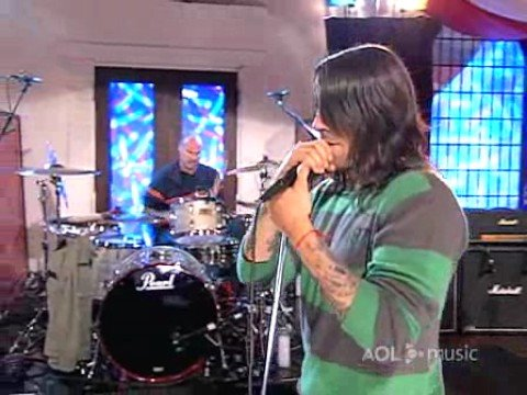 Red Hot Chili Peppers Scar Tissue Aol Sessions Chords Chordify