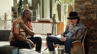 The Living Room Tour: Episode 1 - The Origin of Santana's Guitar Sound