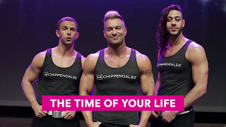 Chippendales Best. Night. Ever. Tour 2017-2018