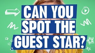 The Lodge | Can You Spot Dove Cameron? | Official Disney Channel UK