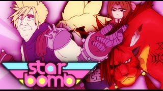 The simple plot of Final Fantasy 7 ANIMATED MUSIC VIDEO - Starbomb (With Lyrics)