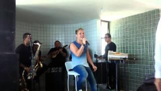 Telmo Santiago canta Alcione - Minha Estranha Loucura - Olinda 08.11.14 FC 100% Telmo Santiago