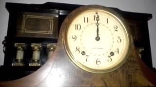 Seth Thomas: 12:00 (Twelve O'Clock) Strike Midnight