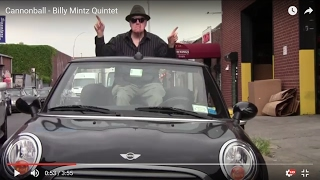 Cannonball - Billy Mintz Quintet