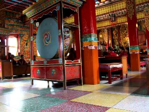 Bodhnath Buddhism Prayer Ritual #2
