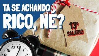 O QUE FAZER COM O DÉCIMO TERCEIRO SALÁRIO? | 60 Segundos Para Explicar 5 Coisas