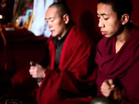 Tibetian chanting