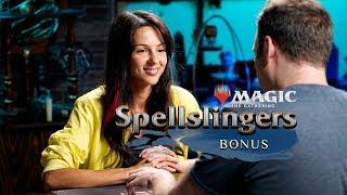 Gag Reel! Day[9] vs. Annet Mahendru | Magic: The Gathering: Spellslingers