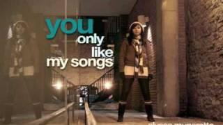 You Only Like My Songs (Original) - Studio Demo