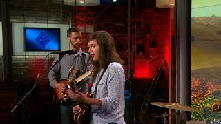 "Saturday Sessions: Lucy Dacus performs ""I Don't Wanna Be Funny Anymore"""