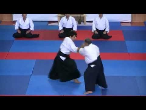 Morocco-s-Show Ankara International Aikido Festival J2 May 2012.avi