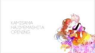 Kamisama Hajimemashita- opening [HD]