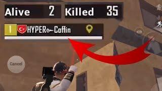 Coffin: Dünyanın En iyi Pubg Mobile Oyuncusu (Bu adam bir Harika)