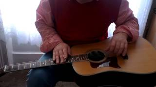 Steamboat Gwine Round de Bend - John Fahey (Cover)