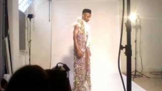 Jean-Paul Paula for CANDY MAGAZINE ( back stage )