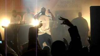 "The Game performs ""Higher"" live in Rotorua 15/8/09"