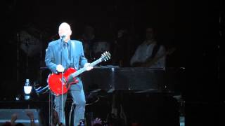 Billy Joel Messes Up We Didn't Start The Fire @ The ACC