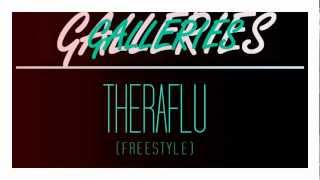 Chris Brown theraflu Freestyle official [Lyrics Clip]