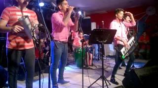 Banda Express en La Previa - Agachadita (Didier)