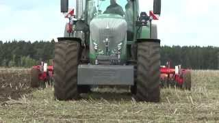 Demodag 20 aug 2014 med Fendt 939 Vario och Väderstads Swift 560 Full HD del 1
