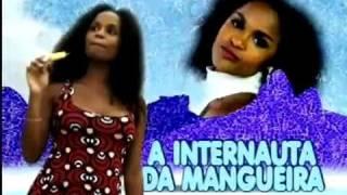 Cintia Rosa em As Cariocas-  A Internauta da Mangueira