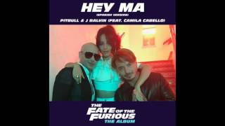 Pitbull & JBalvin - Hey Ma (feat. Camila Cabello) [Audio]