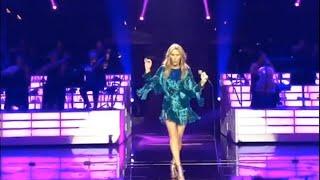 Celine Dion - AMAZING Prince Tribute - Kiss, Purple Rain (Live, June 4th 2016, Las Vegas)