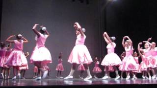 Ballet Piccoli- Cinderela (Lavender's Blue Dilly Dilly)