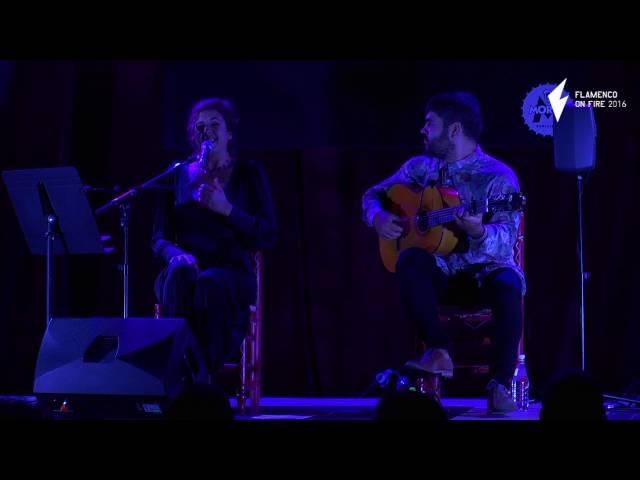 Video oficial de Alba Molina en directo