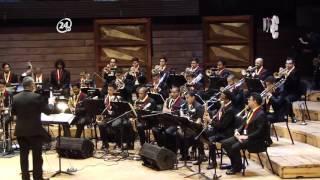 La Simón Bolívar Big Band Jazz inicia temporada de conciertos y graba su primer CD