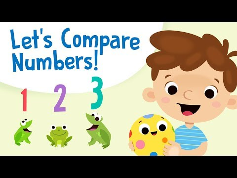 Comparing Numbers for Kids - Greater Than Less Than