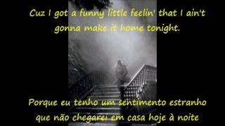 Funny Little Feeling  by Shawn James  (tradução)