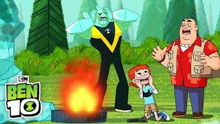 Ben 10 | Camping FAILS! | Cartoon Network