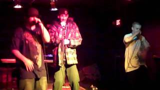 "PLENTY ARTILLERY presents. THE VILLIANS ""I'M CLEAN"" *LIVE* 2/28/10"