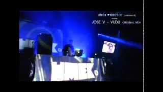 UMEK @ OROSCO (Santander) 10/05/2014 mixing JOSE V - VUDU (ORIGINAL MIX)