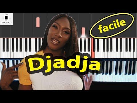 Comment jouer Djadja de Aya Nakamura au piano