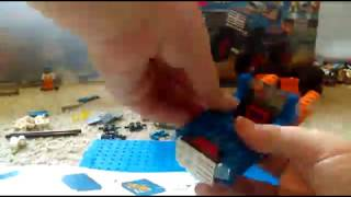 Lego city 60180 monster truck speed build  Time Lapse