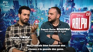 RALPH 2.0 | Interview François-Xavier Demaison x Jonathan Cohen