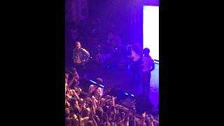 Chance The Rapper and Towkio Heaven Only Knows Live at The Metro in Chicago