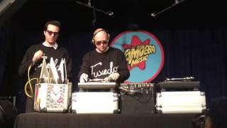 20170323 - Tuxedo DJ set @ Amoeba (1/2)