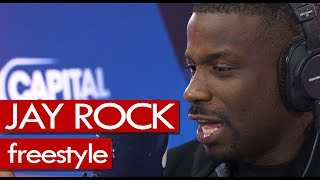 Jay Rock freestyle! Goes HARD on Migos beat! Westwood Capital XTRA