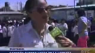 Puerto Limpio inicia campaña ecológica
