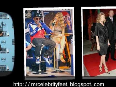 Fergie - High Heels, Sandals, Feet