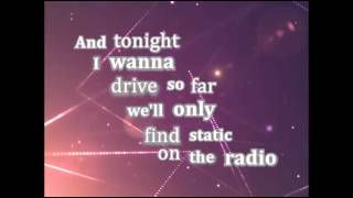 Heartbeat-Carrie Underwood lyric video