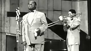 Louis Armstrong   Mack The Knife   1959   YouTube