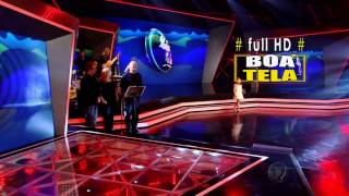 FABIANA MONERO - Olha o que o amor me faz   (Semi final - Idolos Kids 2013)